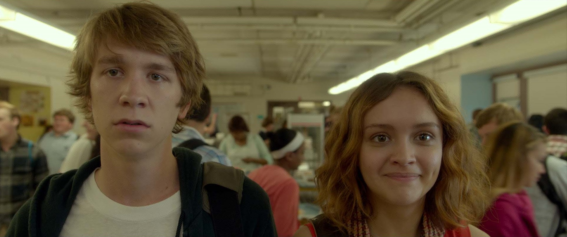 "Contest : Enter to win Run of Engagement passes for ""Me and Earl and The Dying Girl"""