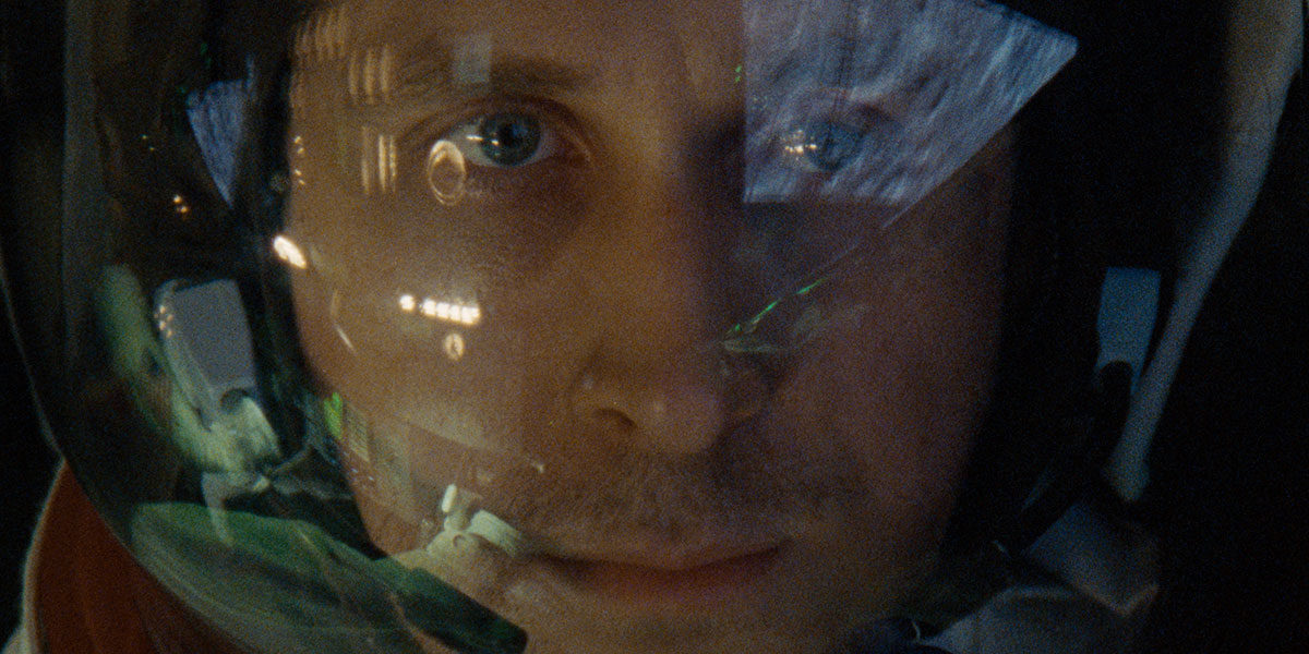 """TIFF18 Review """"First Man"""""""