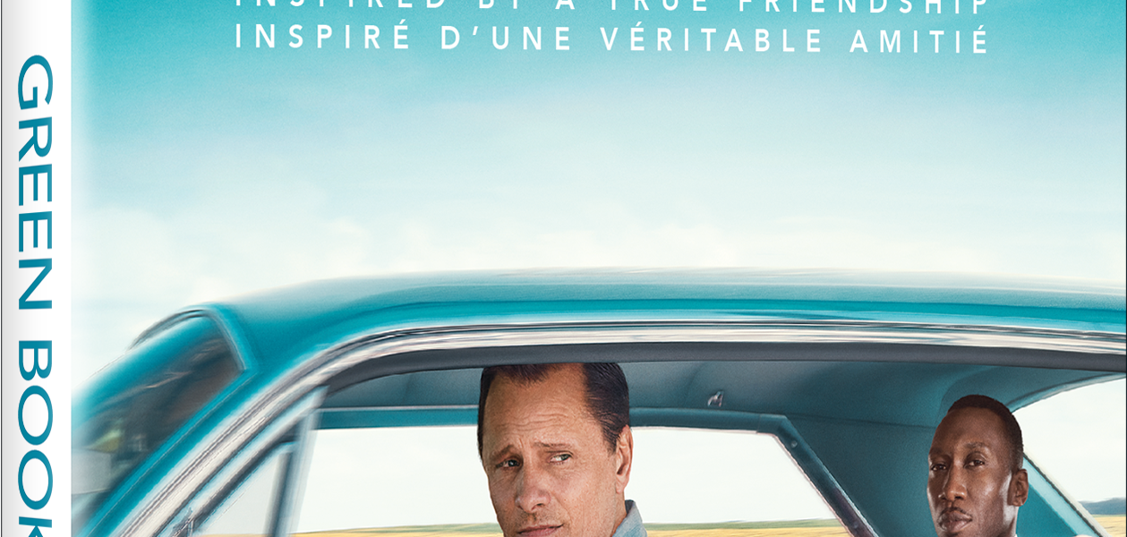 "#CONTEST Enter to win Academy Awards Best Picture film ""Greenbook"" on Blu-Ray"