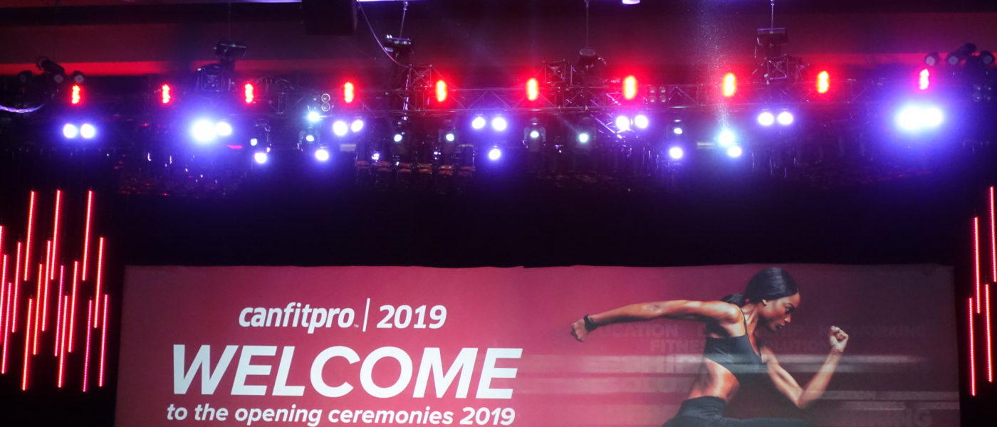 What we learned from the 2019 Canfitpro Trade show